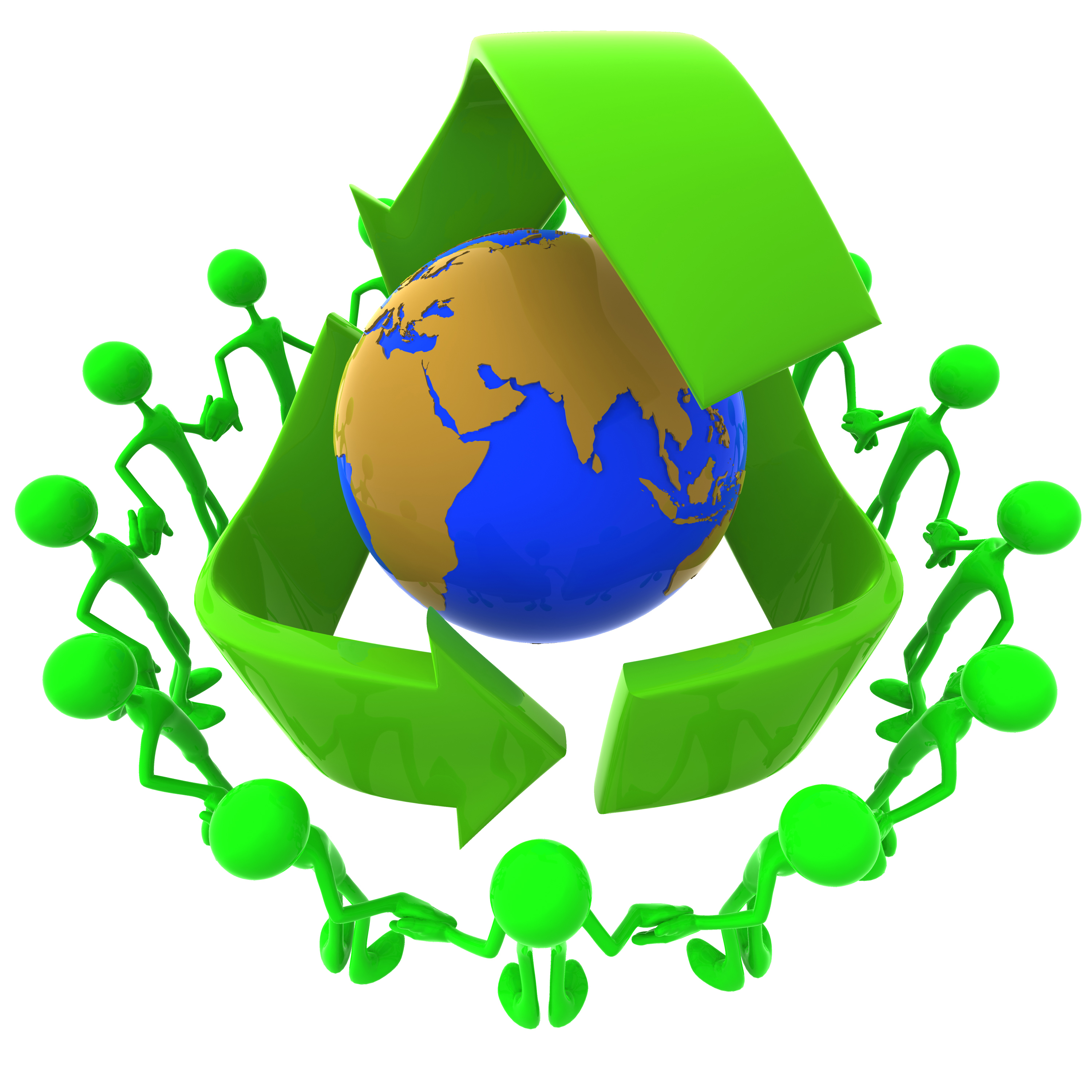 Industrial green chemistry world