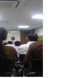 Dr. Krishnamurthy – VP and Global Head, API R&D, Piramal Enterprises Ltd