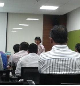 Dr. Rashmi Naidu – Director (Technical Services), NS Support Services Pvt. Ltd